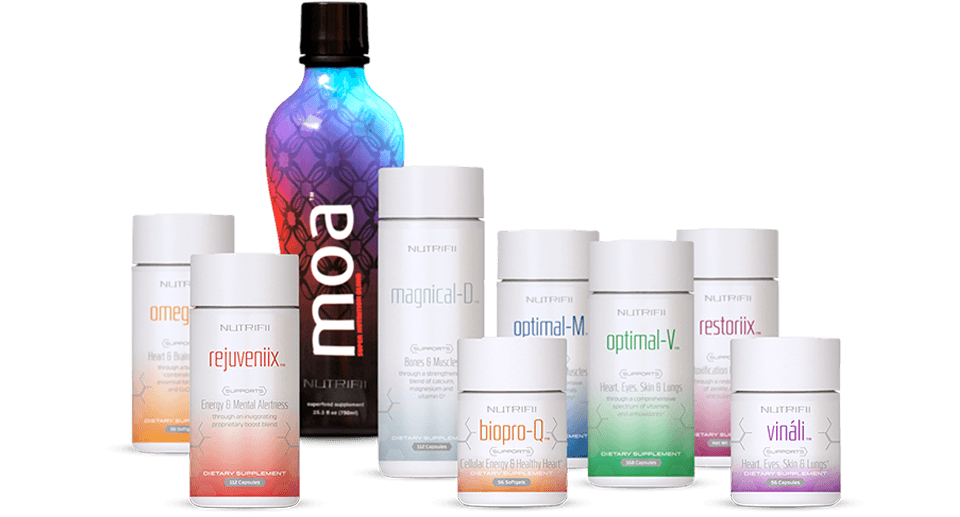 Nutrifii is a quality range of health supplements, vitamins and superfoods