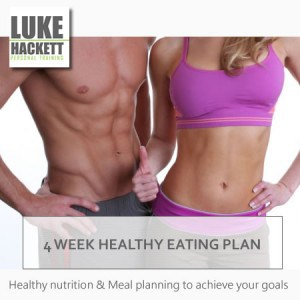 4 Week Healthy Meal Plan
